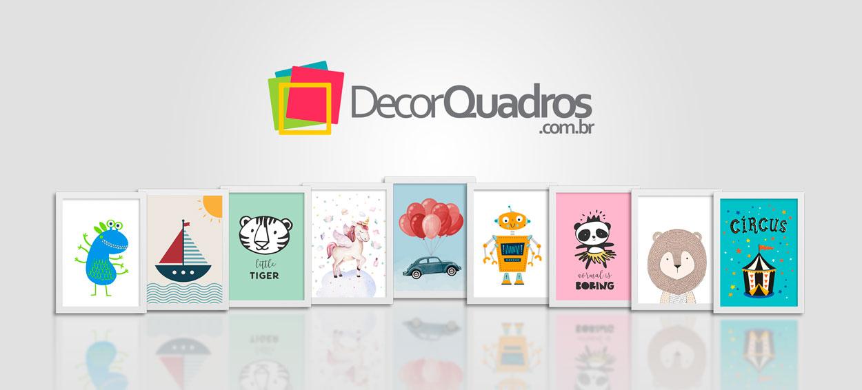 Decor Quadros - loja online para comprar quadros para quarto de bebê