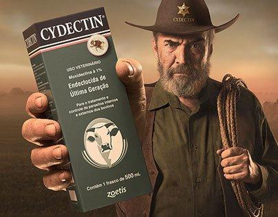Cydectin é o fim dos parasitas