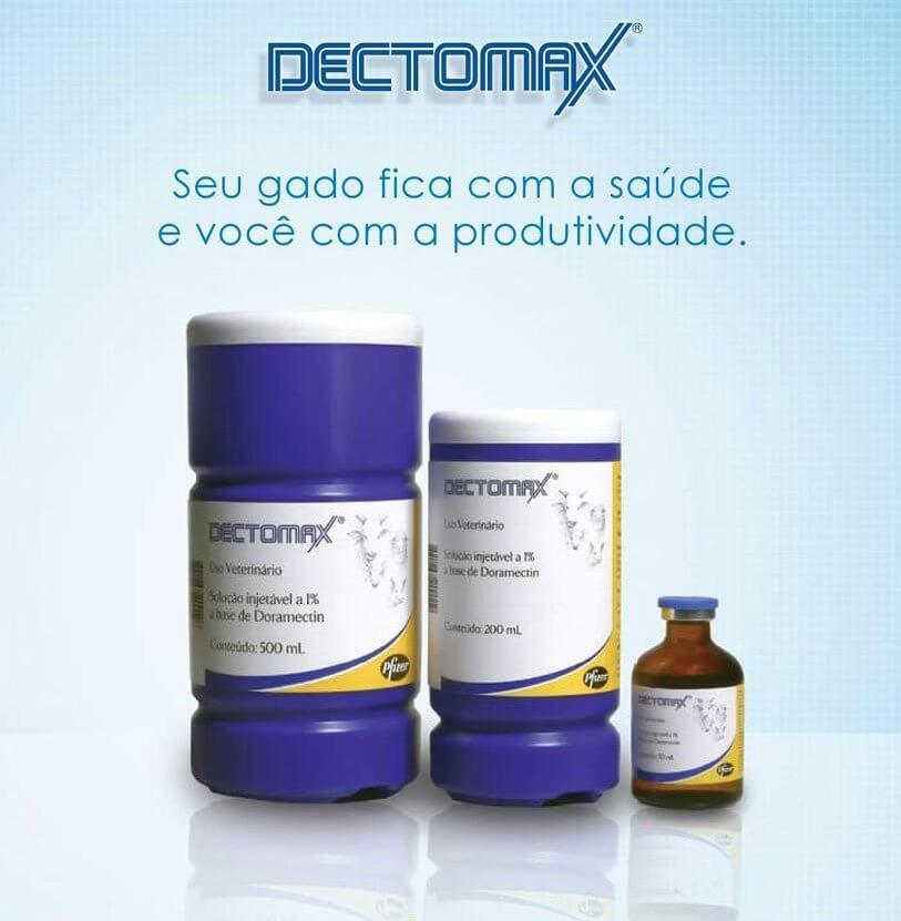 Dectomax, seu gado com mais saúde.