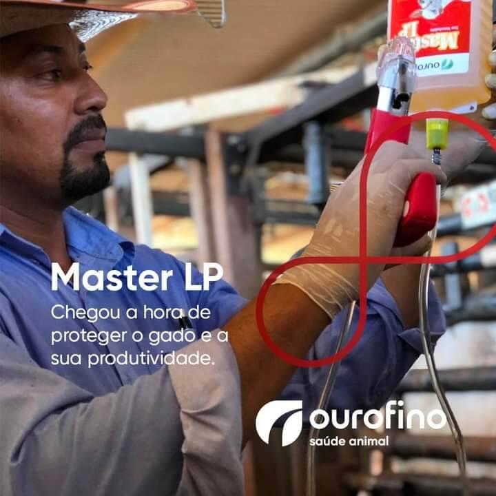 Master LP 4% Ouro Fino