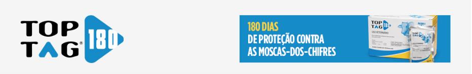 Brinco Mosquicida Top Tag 180 Zoetis