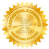 Selo Profissional Ecommerce Certificado Avancado