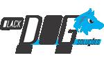 Logomarca Black Dog Soluções