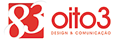 Logomarca Oito3